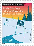 Andorra / Andorre - Postfris / MNH - WK Alpine Skiën 2019 - Frans-Andorra