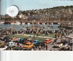 14 -Très Belle Carte Postale Semi Moderne De  DEAUVILLE TROUVILLE  Le Bassin Des Yachts - Deauville