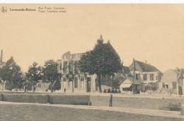 CPA - Belgique - Dendermonde - Termonde - Rue Franz Courtens - Dendermonde