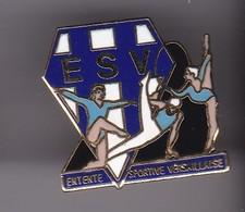 Pin's ESV VERSAILLAISE - Ginnastica