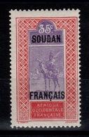 Soudan - YV 29 N** - Nuevos
