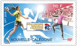 Nieuw-Caledonië / New Caledonia - Postfris / MNH - Handbal 2018 - Nieuw-Caledonië