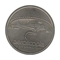 31016 - MEDAILLE TOURISTIQUE MONNAIE DE PARIS 31 - Aéroscopia Musée Aéronautique - 2016 - 2016