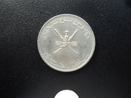 OMAN : 50 BAISA   1410 (1989)    KM 46a     Non Circulé - Omán