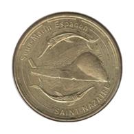 44003 - MEDAILLE TOURISTIQUE MONNAIE DE PARIS 44 - Sous-Marin Espadon St Nazaire - 2015 - Monnaie De Paris