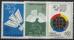 Turquie, N° 2104 à N° 2106** Y Et T - 1921-... République