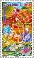 Nieuw-Caledonië / New Caledonia - Postfris / MNH - Seizoenen 2018 - Nieuw-Caledonië
