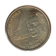 56005 - MEDAILLE TOURISTIQUE MONNAIE DE PARIS 56 - Cité De La Voile Eric Tabarly - 2011 - Monnaie De Paris