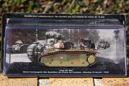 CHAR  B1 Bis - Tanks