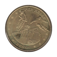 63005 - MEDAILLE TOURISTIQUE MONNAIE DE PARIS 63 - Super Besse - 2012 - Monnaie De Paris
