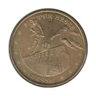 63006 - MEDAILLE TOURISTIQUE MONNAIE DE PARIS 63 - Super Besse - 2012 - Monnaie De Paris