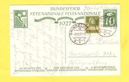 Postcard - Switzerland, Carl Liner    (27404) - Autres