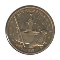 63010 - MEDAILLE TOURISTIQUE MONNAIE DE PARIS 63 - Super Besse - 2013 - Monnaie De Paris