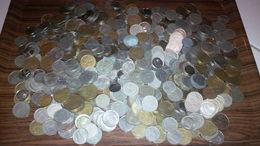 LOT 5 KILOS MONNAIES BELGIQUE - Munten & Bankbiljetten