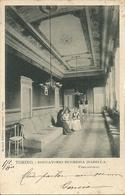 Torino (Piemonte) Educatorio Duchessa Isabella, Parlatorio - Enseignement, Écoles Et Universités