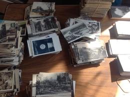 11154 - Gros Lot De 2000 CPA/CPSM/CPM Divers France Et Etranger Ni Paris Ni Lourdes - Postcards