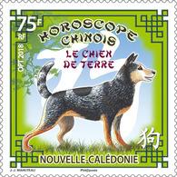 Nieuw-Caledonië / New Caledonia - Postfris / MNH - Jaar Van De Hond 2018 - Ongebruikt