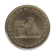 63042 - MEDAILLE TOURISTIQUE MONNAIE DE PARIS 63 - Eglise De St Nectaire - 2006 - Monnaie De Paris