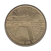 63045 - MEDAILLE TOURISTIQUE MONNAIE DE PARIS 63 - Vulcania - 2012 - Monnaie De Paris