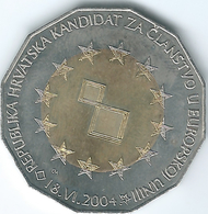 Croatia - 5 Kuna - 2004 - European Union Candidature - KM78 - Croatia