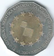 Croatia - 25 Kuna - 2004 - European Union Candidature - KM78 - Kroatië