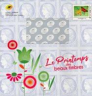 """Entier Postal Spécial Pour Catalogue PHIL@POSTE - Repiquage Par Philaposte Timbre """" Papillons """" 209465 - Prêts-à-poster: TSC Et Repiquages Semi-officiels"""