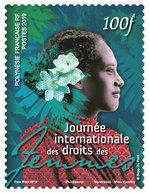 Frans-Polynesië / French Polynesia - Postfris / MNH - Complete Set Women Rights 2019 - Frans-Polynesië