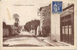 *GUILHERAND. RUE NATIONALE. AVEC TABAC - Autres Communes
