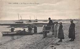 29-LOCTUDY- LA PLAGE ET LE PORC DE LANGOZ - Loctudy