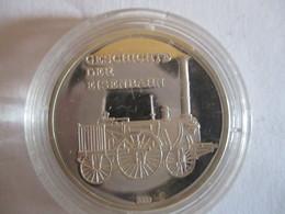 Switzerland: Medal Railways' History  Glacier Express - Professionals / Firms