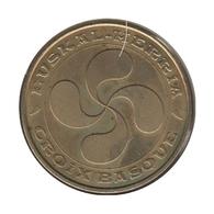 64012 - MEDAILLE TOURISTIQUE MONNAIE DE PARIS 64 - Croix Basque - 2011 - Monnaie De Paris