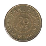 64010 - MEDAILLE TOURISTIQUE MONNAIE DE PARIS 64 - Panorama Train De La Rhune - 2014 - Monnaie De Paris