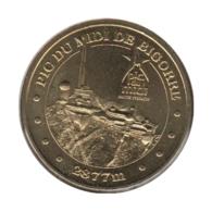 65009 - MEDAILLE TOURISTIQUE MONNAIE DE PARIS 65 - Pic Du Midi De Bigorre - 2011 - Monnaie De Paris