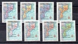 Serie De Mozambique N ºYvert 442/49 * - Mozambique