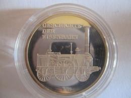Switzerland: Medal Railways' History  Spanisch-Brötli-Bahn - Professionals / Firms
