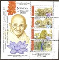 Tonga Niuafo'ou 2016 Yvertn° Bloc 63 *** MNH Cote 36 Euro Faune - Tonga (1970-...)