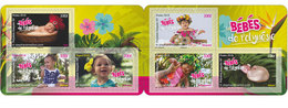 Frans-Polynesië / French Polynesia - Postfris / MNH - Booklet Babies 2018 - Polynésie Française
