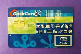 Singapore Old Cash Card Gemplus - Autres Collections