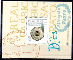 Hoja Bloque De Portugal N ºYvert 77 ** - 1910-... République