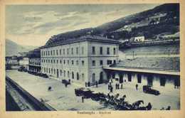 Ventimiglia Stazione RV Timbre - Italie