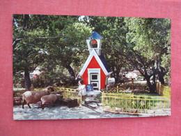 Children's Fairyland-- Mary Had A Little Lamb === Oakland California      Ref 3245 - Unterhaltung