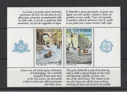 SAINT-MARIN.  YT  Bloc  N° 15  Neuf **  1989 - Blocs-feuillets