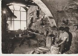 C. P. -  PHOTO - SAINT PAUL - L. RAFFAELLI - SCULPTEUR SUR BOIS - SPÉCIALISTES EN BOIS D'OLIVIER - J. M. PLOTON - - Saint-Paul