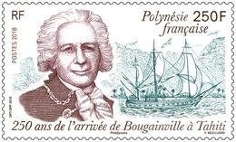 Frans-Polynesië / French Polynesia - Postfris / MNH - 200 Jaar Bougainville 2018 - Ongebruikt