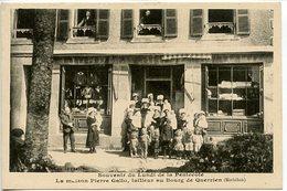 Querrien - Maison Du Tailleur - France
