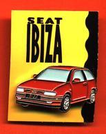 Pin's Seat Ibiza - Rallye - Compétition - Pin's