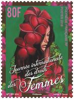 Frans-Polynesië / French Polynesia - Postfris / MNH - Vrouwenrechten 2018 - Ongebruikt