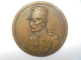 LIEGE-1914-GENERAL LEMAN-FORT DE LONCIN Par DEVREESE-105 Grammes-70 Mm - Professionnels / De Société