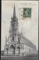 CPA 76 - Bonsecours, L'église - Ensemble - Bonsecours