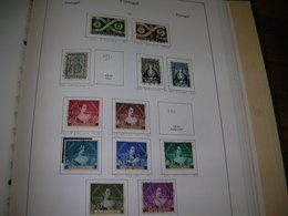 Portogallo 1953 Princ.Giovanna Scott.782/783 See Scan On Ka Be .Pages; - 1910-... República